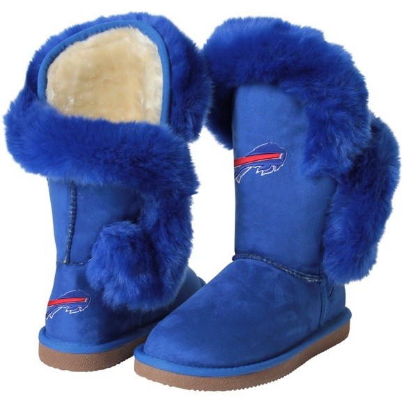 buffalo bills women cheap women ugg boots grey